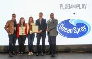 Ocean Spray partners with Plug and Play innovation platform
