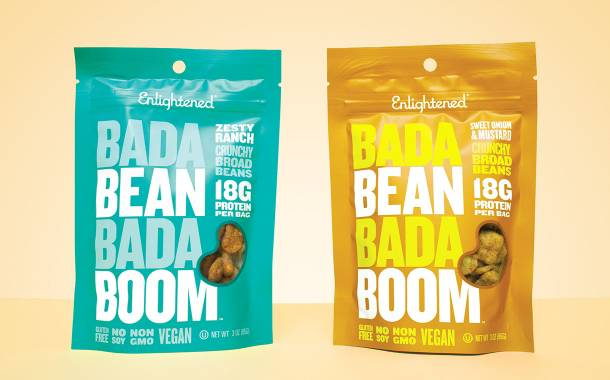 Broad bean snack brand releases new flavours