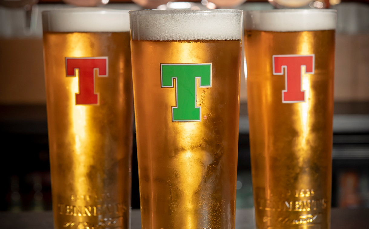 Beer brand Tennent's to invest £14m in sustainability initiatives