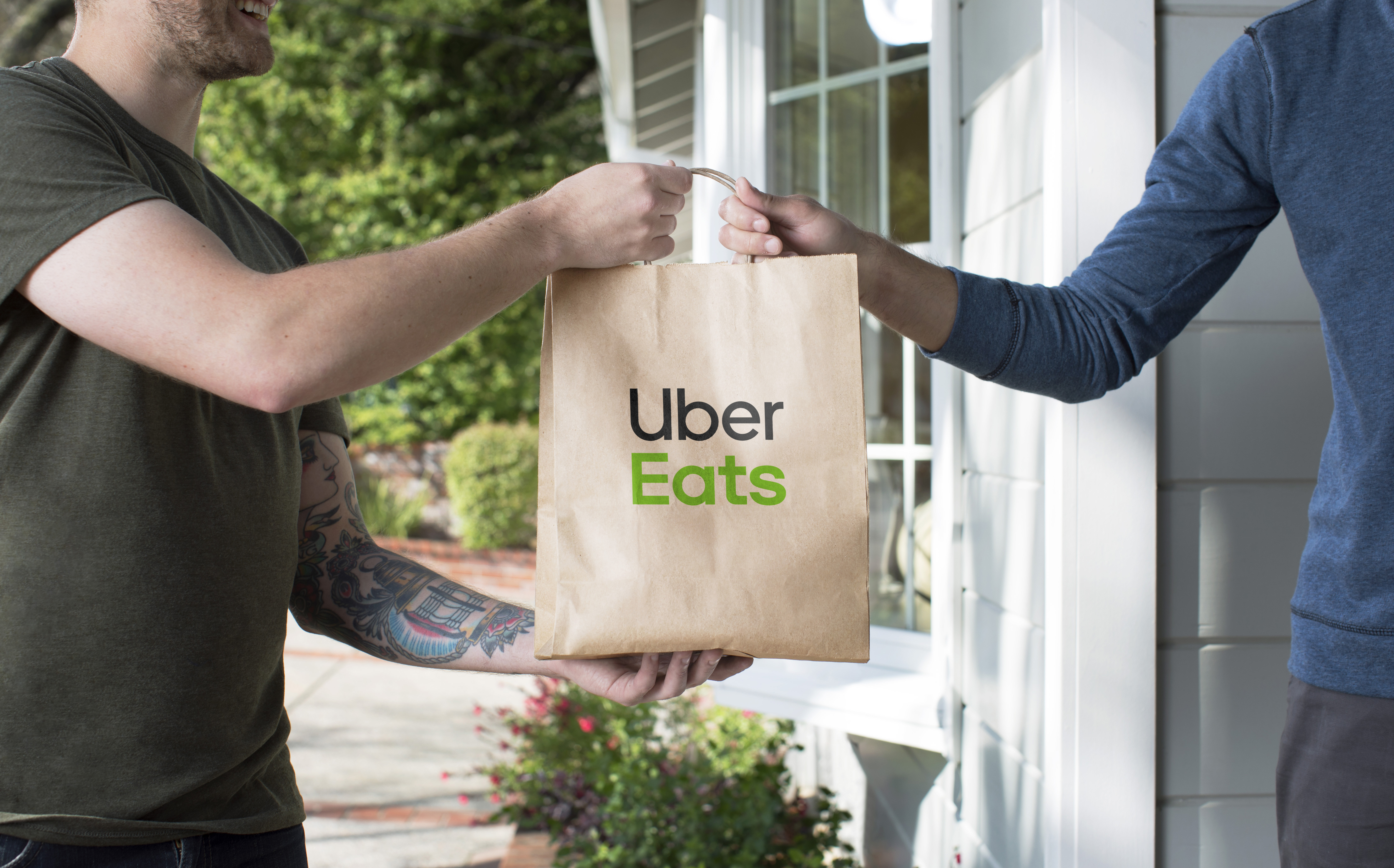 Uber to acquire grocery delivery service Cornershop