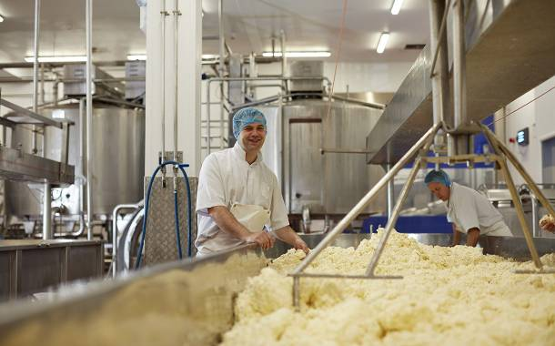 Wensleydale Creamery receives funding to boost cheese production