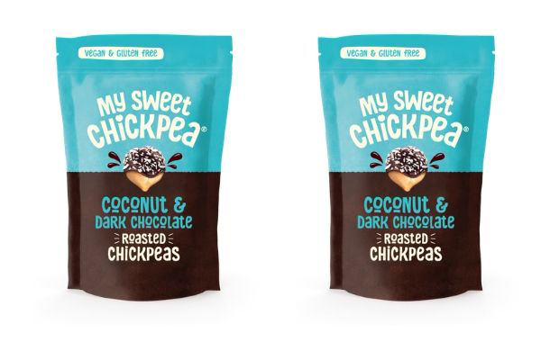 Dolfin launch free-from chocolate coated chickpeas