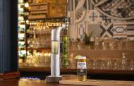 Corona launches draught format in UK pubs and bars