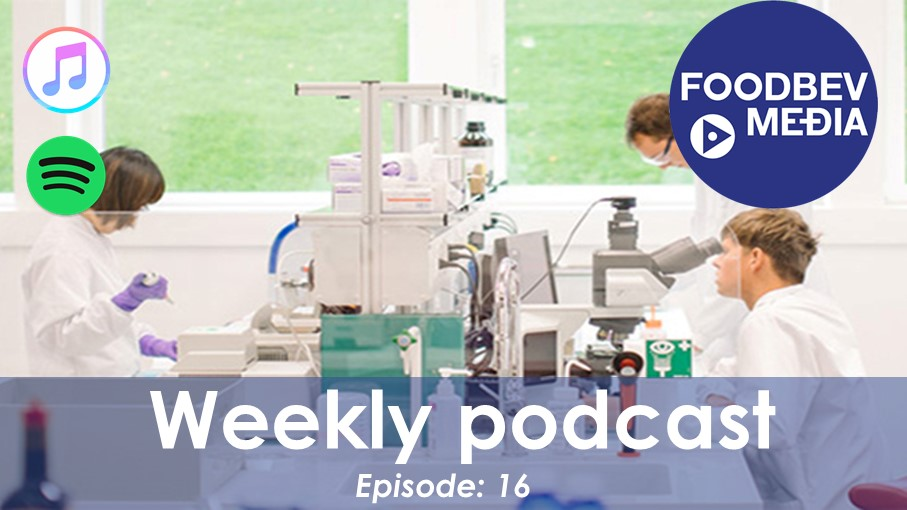 Weekly Podcast Episode 16: Major quarterly results, research and development investments and more