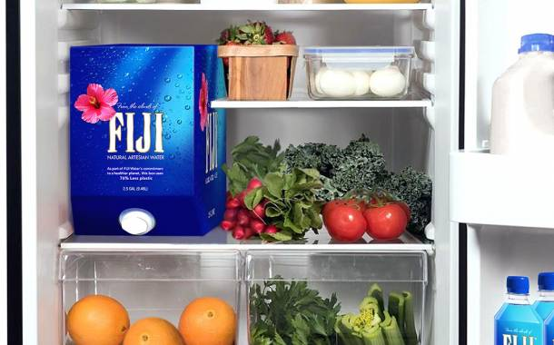 Fiji Water commits to 100% recycled plastic by 2025
