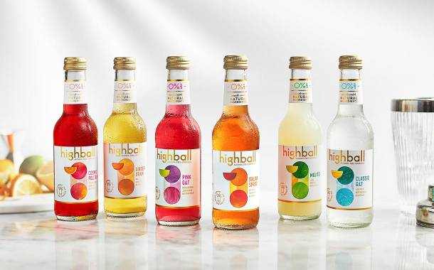 UK's 'first' range of alcohol-free cocktails