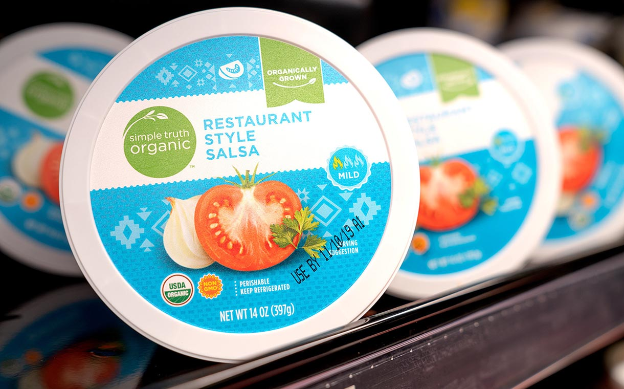 Kroger to introduce standardised date labels for Our Brands
