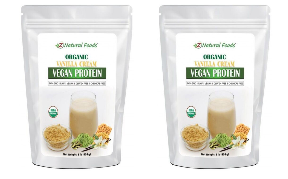 Z Natural Foods launches vanilla vegan protein