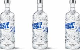 Ardagh Group creates Absolut Vodka bottle from recycled glass