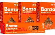 Chickpea-based pasta maker Banza raises $20m in funding