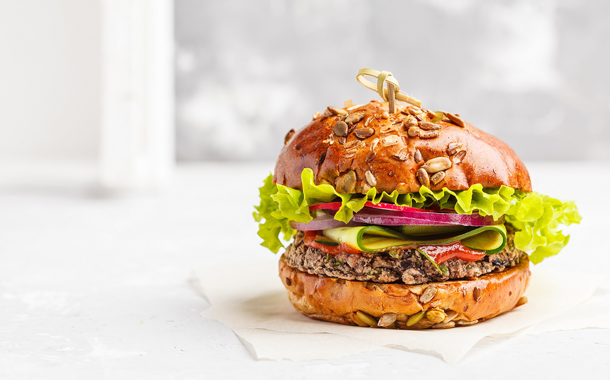 Bunge Loders Croklaan develops new fats for meat-free burgers