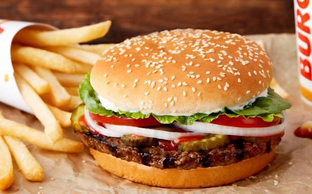 Burger King and Unilever partner for meat-free Rebel Whopper