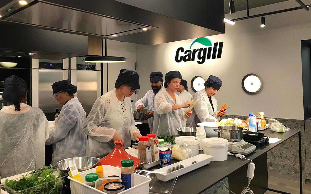 Cargill opens Culinary Experience Hub at R&D facility in Belgium
