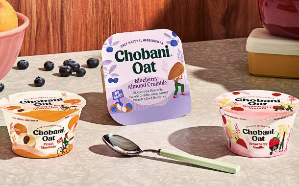 Chobani to launch oat-based products and dairy creamers