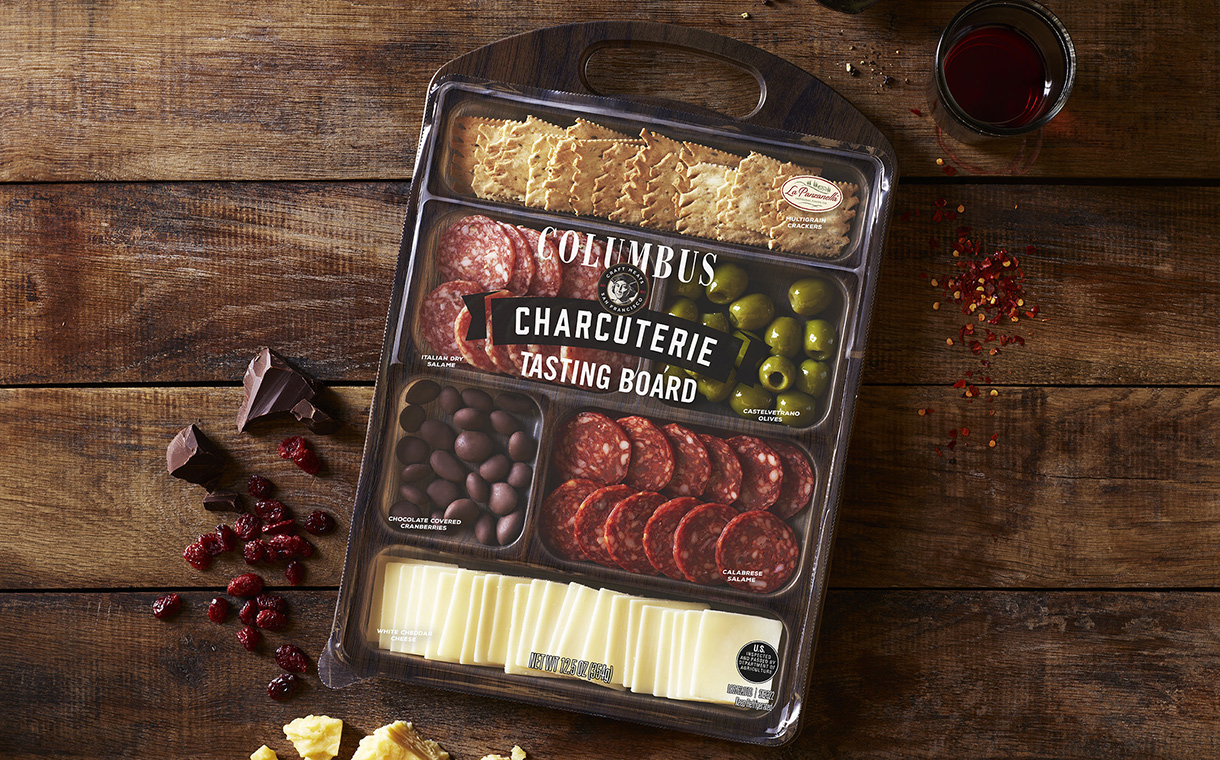 Columbus Craft Meats launches charcuterie tasting board in US