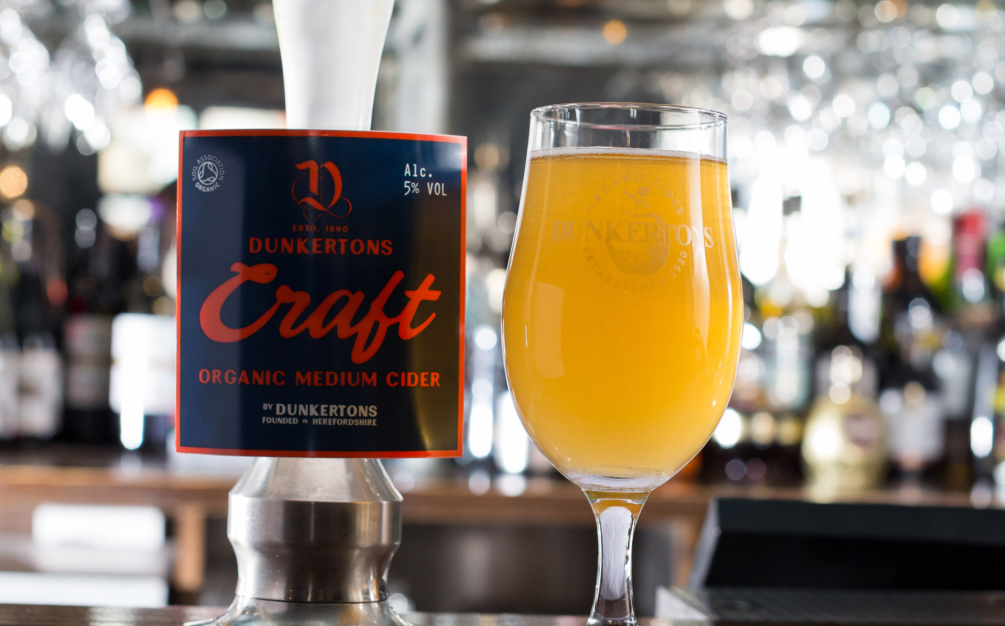 UK Cidery Dunkertons launches new organic Craft cider