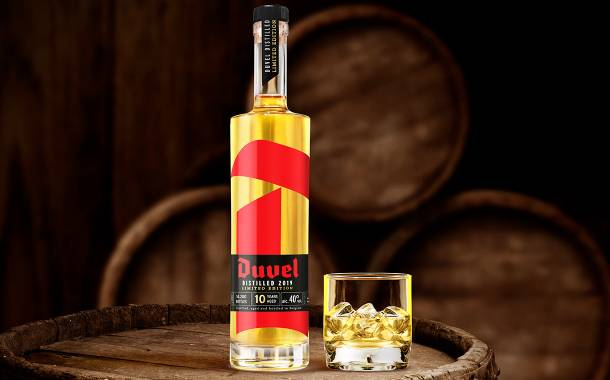 Duvel Moortgat creates limited-edition spirit from Belgian beer
