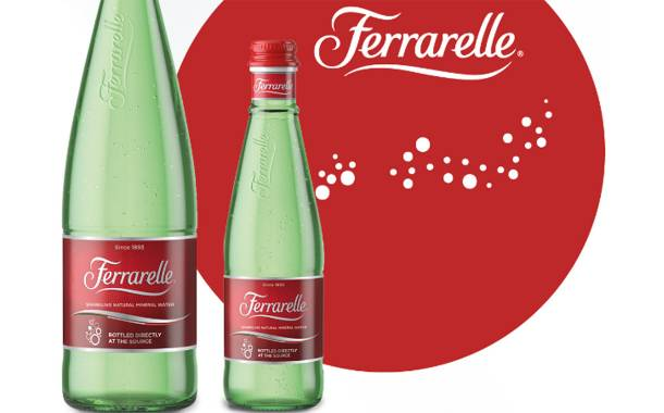 Danone Waters of America to distribute Ferrarelle brand in US