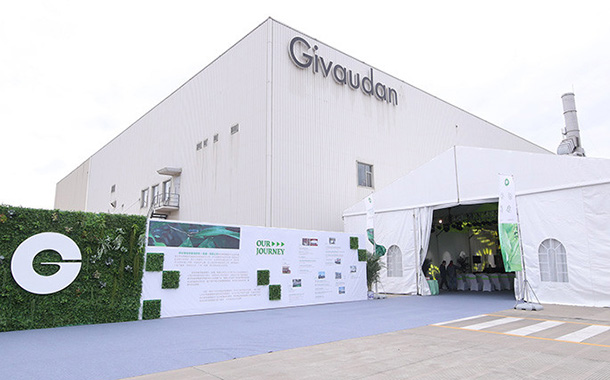 Givaudan opens $30m extension to support growth ambitions in China