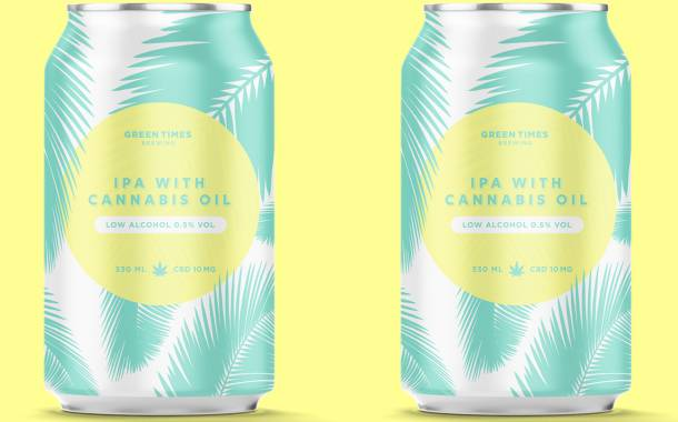 Green Times Brewing launches low-alcohol CBD beer in the UK