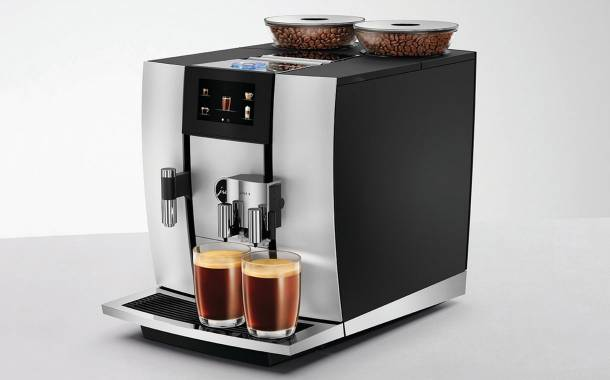 Jura unveils Giga 6 bean-to-cup coffee machine for the home