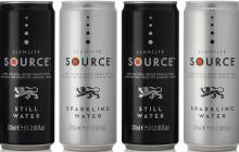 Llanllyr Source releases its still and sparkling water in cans