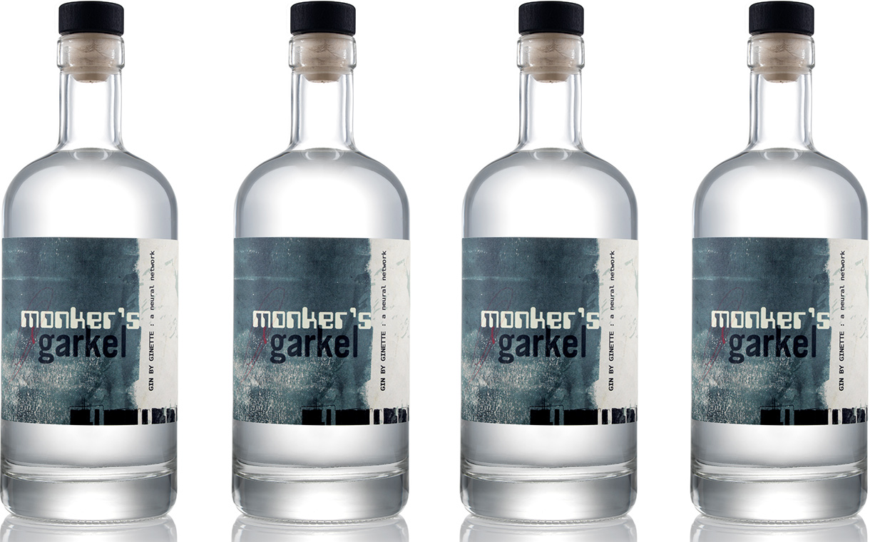 Circumstance Distillery launches gin created using AI technology