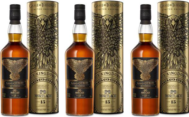 Diageo to release final Game of Thrones-themed Scotch whisky