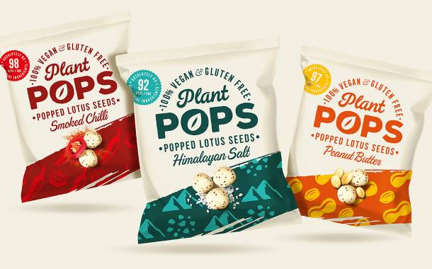 Plant Pops introduces vegan Popped Lotus Seeds snack line