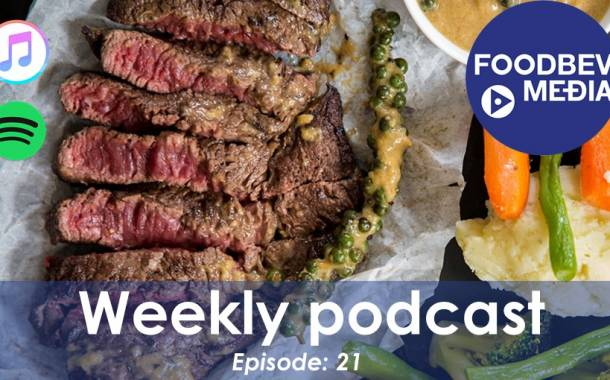 Weekly Podcast Episode 21: Marfrig buys stake in National Beef, kombucha investments and more
