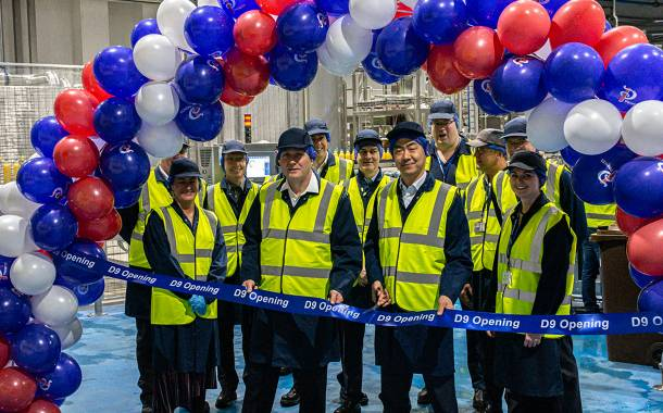 Princes completes first phase of £17m investment project