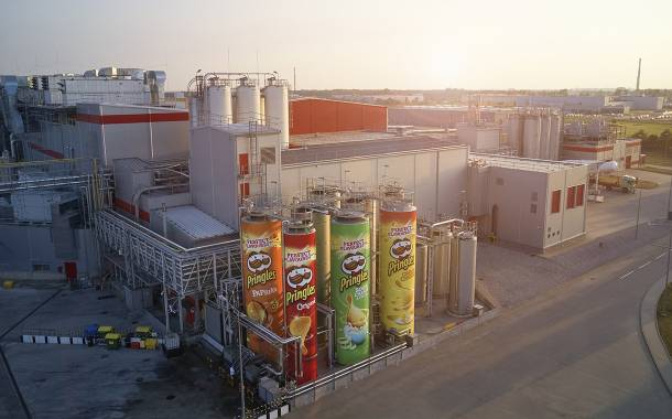 Kellogg invests 110m euros to expand Pringles plant in Poland