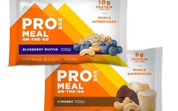Probar releases two new meal on-the-go bars in the US