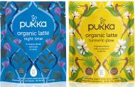 Unilever's Pukka Herbs debuts organic lattes range with herbs
