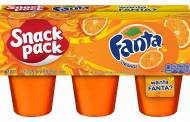 Conagra and Coca-Cola partner for Snack Pack Fanta Gels launch