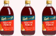 Tipplesworth debuts Festive Punch hot gin cocktail mix