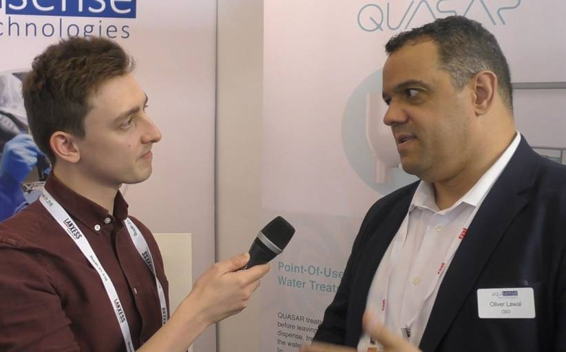 Interview: AquiSense discusses the growth of UVC LEDs for water treatment