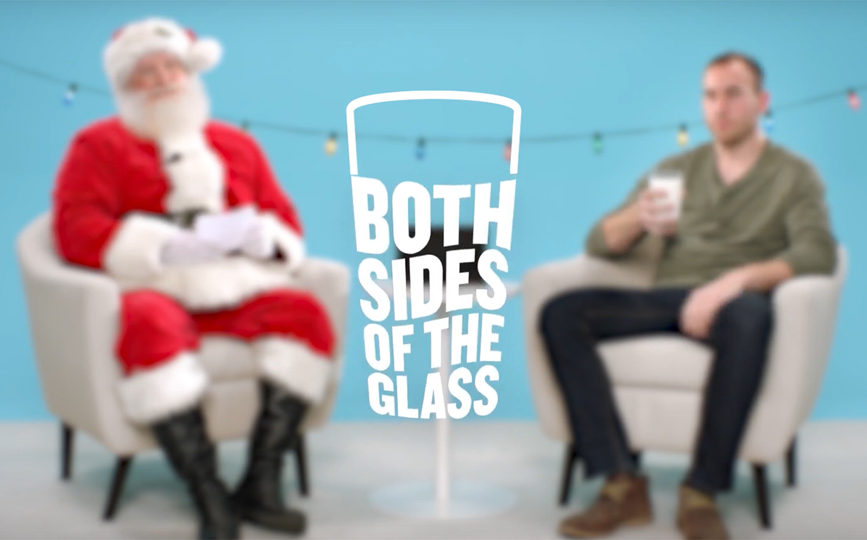 Dairy Farmers of Canada starts holiday-themed ad campaign