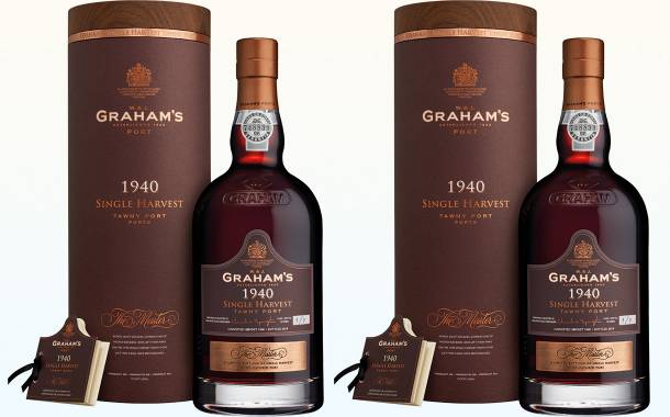Graham's unveils 'extremely rare' Single Harvest Port from 1940