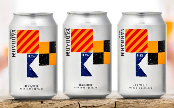Scotland's Jump Ship Brewing introduces alcohol-free beer