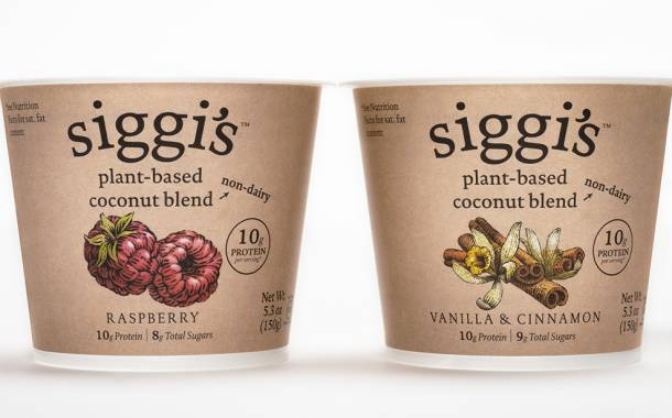 Siggi's introduces high-protein plant-based yogurt range in US