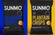 Snacks brand Sunmo introduces four-strong Plantain Crisps range