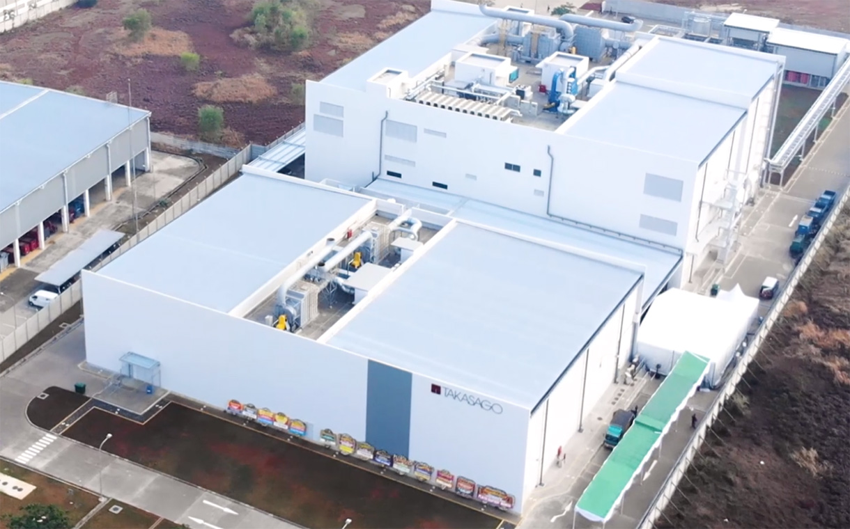 Takasago invests $25m in new flavours facility in Indonesia