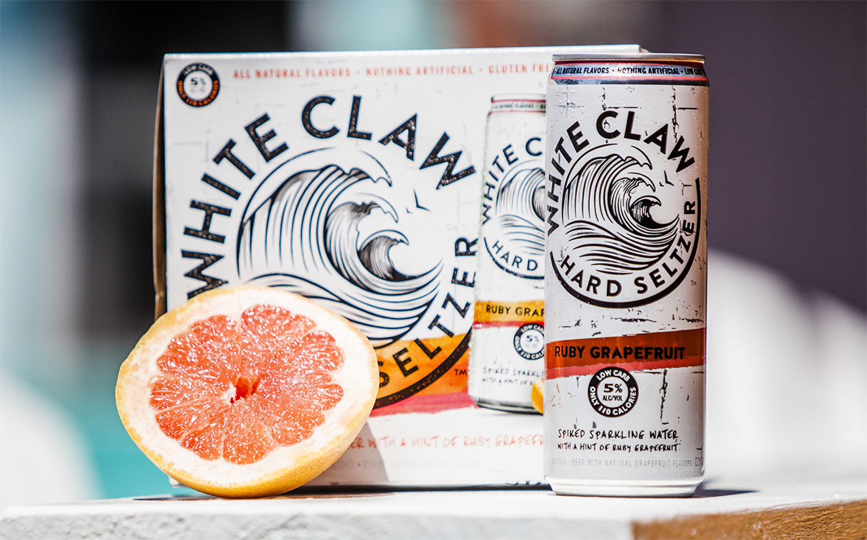 White Claw Hard Seltzer owner to build $400m facility in South Carolina