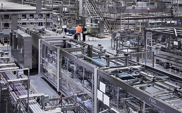 CCEP invests £20m in new production line for sustainable packaging