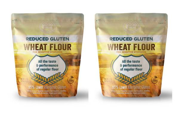 Arcadia launches reduced gluten flour for sensitive stomachs