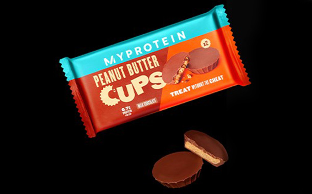Myprotein launches Peanut Butter Cups as latest healthy snack