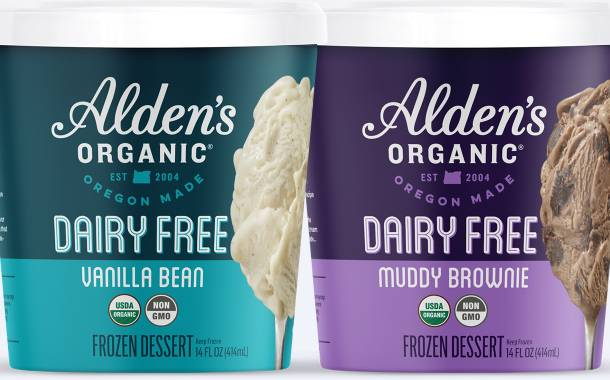 Alden's Organic to launch new dairy-free frozen desserts in US