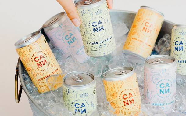 Cannabis-infused social tonic brand secures $5m in funding