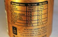Genius Brewing debuts full nutrition facts on lager cans